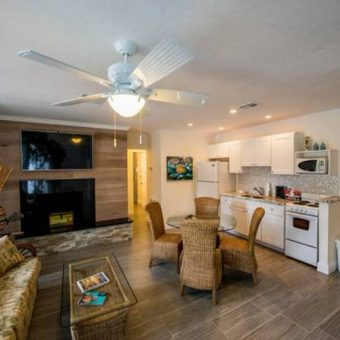 Siesta Key Beachside Villas 2 Bedroom Suite