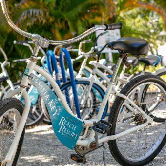 Complimentary Bicycles at Siesta Key Beachside Villa