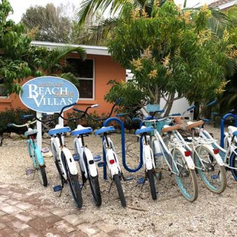 Siesta Key Resort Bikes